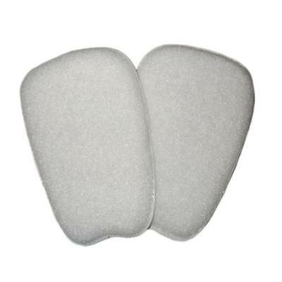 Felt Tongue Pads For Shoes with Adhesive Back (3 pair) XL