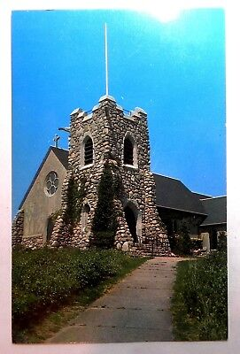 """St Andrews, """"By the SEa"""", Cape Cod, Mass. postcard D755"""