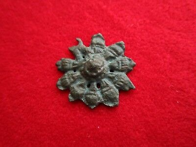 Ancient Celtic pendant - bronze - I century AD
