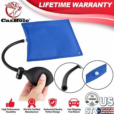 Air Pump Wedge Inflatable Bag Shim Door Window Furniture Alignment Car Hand Tool