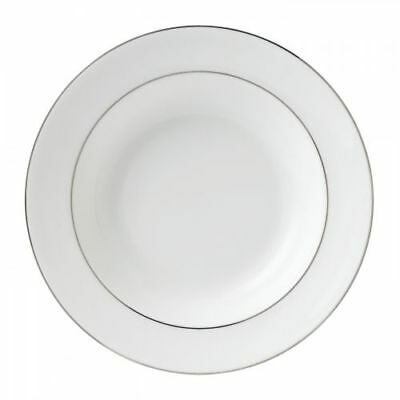 Waterford Signet Platinum Rim Soup Plate, 8 Inch