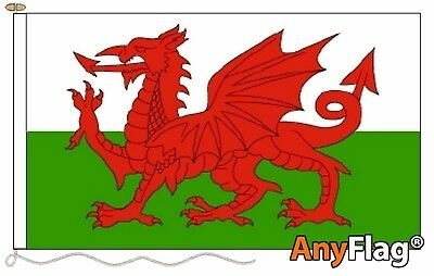 Wales Custom Made To Order Various Flag Sizes