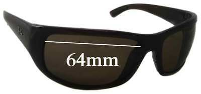 a3d80bfd2ad7 SFX REPLACEMENT SUNGLASS Lenses fits Ray Ban RB4176 - 64mm wide ...