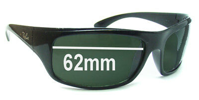 7532b5033798b SFX REPLACEMENT SUNGLASS Lenses fits Ray Ban RB4173 - 62mm Wide ...