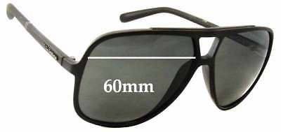 7184c1f40d SFx Replacement Sunglass Lenses fits Dolce  amp  Gabbana DG6081 Replacement  Sung