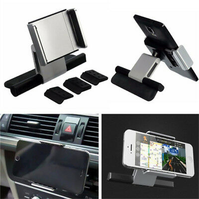 Rotating 360° CD Slot Mount Car Auto Holder Cradle Cell Phone GPS High Quality B