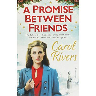 Promise Between Friends Pa By Carol Rivers
