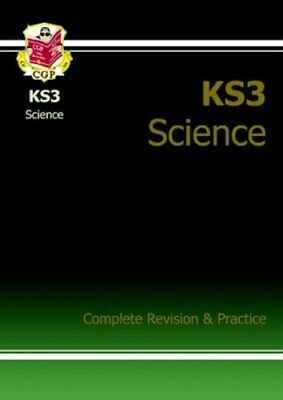 KS3 Science Complete Revision & Practice: Complete Revision and Practice By Ric