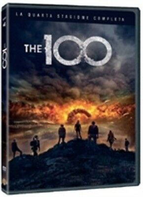 The 100 - Stagione 4 (4 DVD) - ITA ORIGINALE SIGILLATO -
