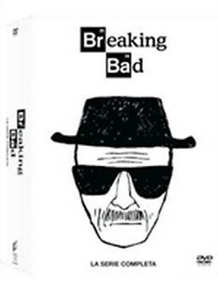 Breaking Bad - La Serie Completa (21 DVD) - ITA ORIGINALE SIGILLATO -