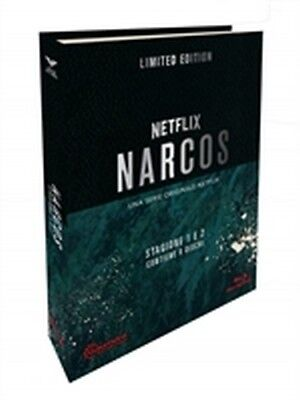 Narcos - Stagioni 1 e 2 - Limited Edition (6 Blu-Ray - ITA ORIGINALE SIGILLATO -