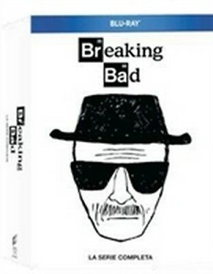 Breaking Bad - La Serie Completa (16 Blu-Ray Disc) - ITA ORIGINALE SIGILLATO -