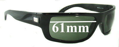 SFx Replacement Sunglass Lenses fits Ray Ban RB4052 - 61mm Wide