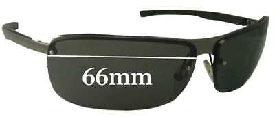 SFX Replacement Sunglass Lenses fits Electric Vegus 66mm Wide