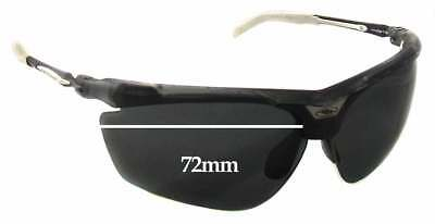 SFX Replacement Sunglass Lenses fits Rudy Project Horus 59mm Wide