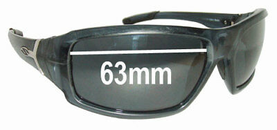 SFX Replacement Sunglass Lenses fits Smith Witness 68mm