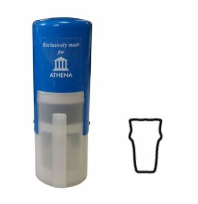 Beer Glass 11mm loyalty reward stamp - High Quality COLOP stamp