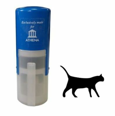 Cat 11mm loyalty reward stamp - High Quality COLOP stamp