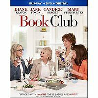 Book club bluray only or dvd you choose (read deascription)