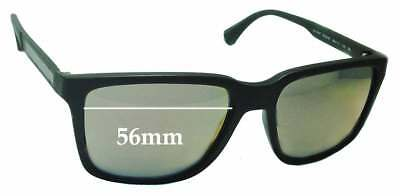 SFX Replacement Sunglass Lenses fits Mosley Tribes Hensley MT6025S 56mm Wide