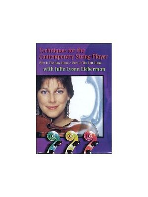 Techniques For The Contemporary String Player Learn Play String Instruments DVD