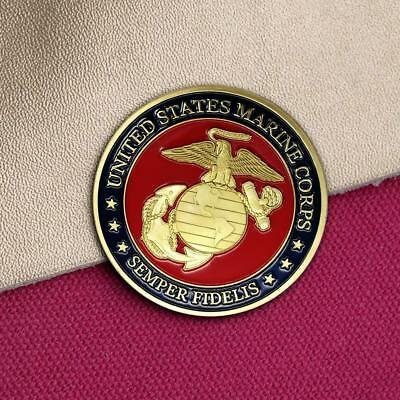 United States Marine Corps Release The Dogs Of War Coin