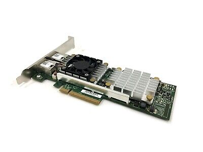 Dell Broadcom 57810S Dual Port 10GBE Converged Network Adapter W1GCR