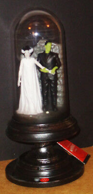 Universal Monsters Monsterville Bride of Frankenstein Dome with Lights and Sound