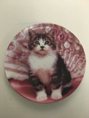 """The Crestley Collection """"Perfectly Poised"""" Collector Plate 1993"""
