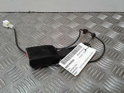 2004 PEUGEOT 206 Front Stalk Right[some have alarm wire] SEAT BELT STALK