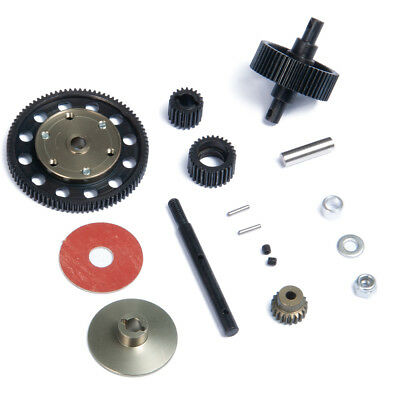 Metal Transmission Spur Gear Pinion Set for Axial SCX10 Gearbox 1/10 RC Crawler