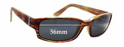 3314277d52 SFx Replacement Sunglass Lenses fits Maui Jim MJ220 Atoll - 56mm wide x  32mm tal