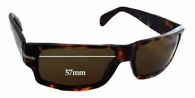 SFx Replacement Sunglass Lenses fits Persol 2720S - 57mm Wide - 35mm Tall