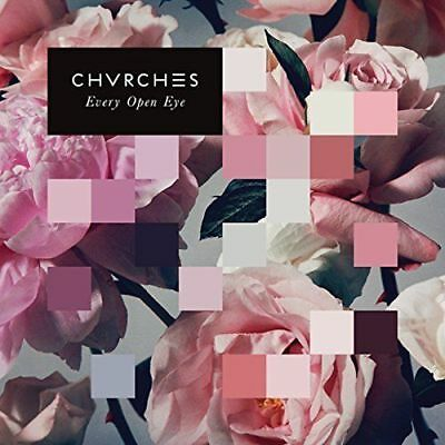 Chvrches - Every Open Eye (Deluxe) [New & Sealed] Digipack CD
