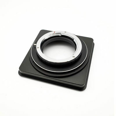 Contax YC leans to ALPA camera adapter Camera Photograph