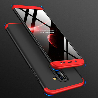 For Samsung Galaxy J8 2018 Heavy Duty Shockproof Case 360° Full Protection Cover