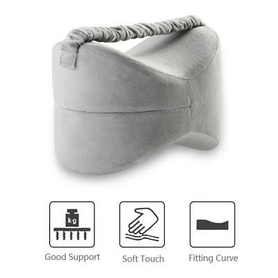 Memory Foam Leg Pillow Cushion Hips Knee Decompression Easy Support Pain Relief