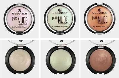 "essence ""online exclusives"" pure nude highlighter +Farbwahl+ NEU&OVP"