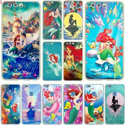 Cartoon Skin Case Cover For Huawei P20 P10 P9 P8 Lite P Smart Mate 10 Lite Pro