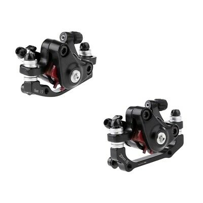 2Pcs Bike Disc Brakes Front Rear Mechanical Caliper Mountain Bicycle Cycling