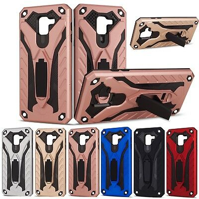 Shockproof Heavy Duty Phone Case Cover For Samsung Galaxy S8 S9 A6 A8 J4 J6 2018