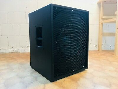 12'' Inch Subwoofer - 300 Watt - DJ's, Club's, Concerts, Venues, Events, Touring