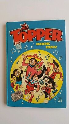 The Topper – 1992 comic annual