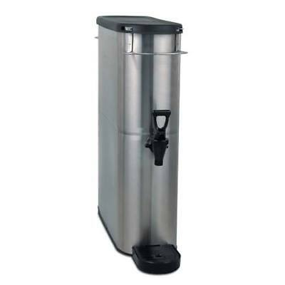 Narrow Iced Tea Dispenser - 4 Gallon Capacity