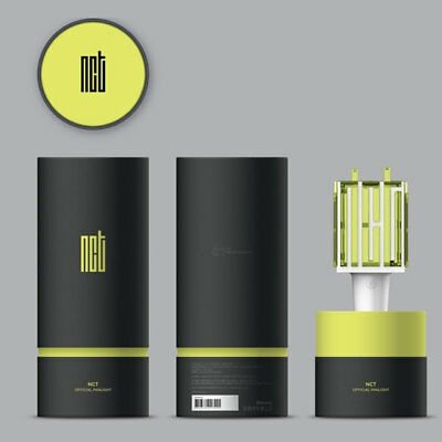 NCT Official Goods Light Stick Free Standard shipping_with tracking number