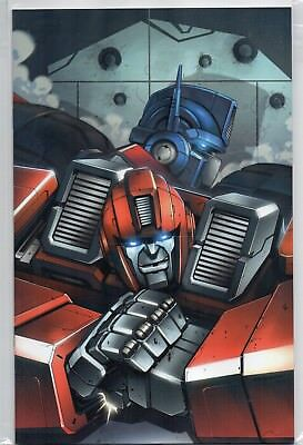 TRANSFROMERS Ironhide #1  Matere Virgin Retail Incentive VARIANT 2010