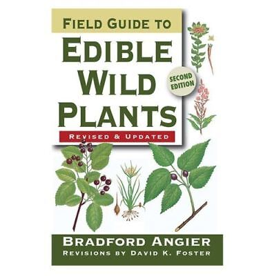 Stackpole Books 100010 Field Guide Edible Wild Plants, Pack of 1