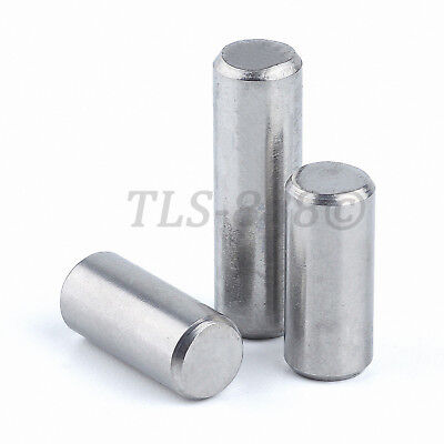 M6 M8 M10 M12 - Dowel Pins Cylindrical Pin - A2 304 Stainless Steel