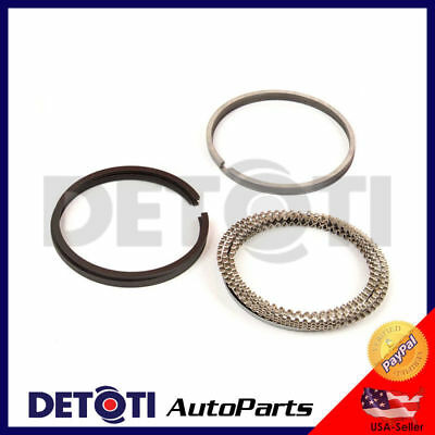 Chevy//Pontiac 2.4//2.4L DOHC Vin T DNJ Piston Ring Set 1996-01 STD