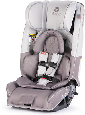 Diono 2018 Radian 3 RXT Convertible Car Seat in Grey Oyster Brand New Free Ship!